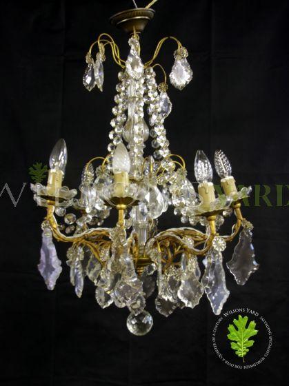 Reclaimed chandeliers Dublin