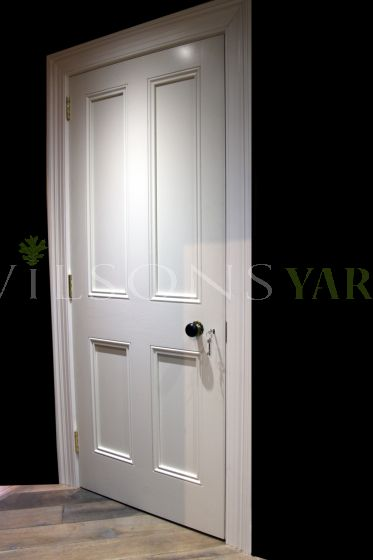 Georgian Style Four Panel Door