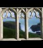 Large Triple Gothic Window