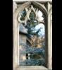 The Triton Collection - Medium Single Gothic Window