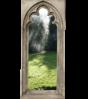 Tall Single Gothic Window