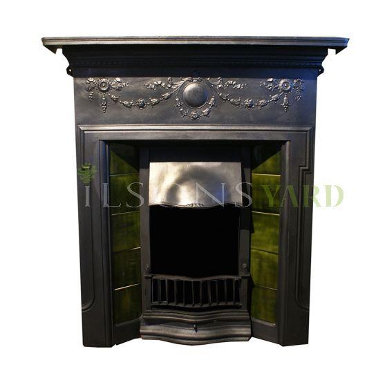 Cast iron fireplace Ireland
