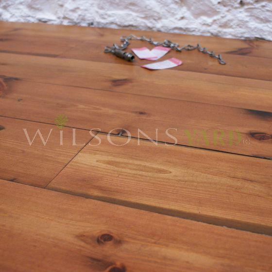 Reclaimed wood flooring Ireland