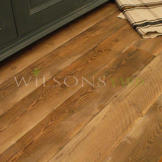 Wilsons Yard reclaimed flooring