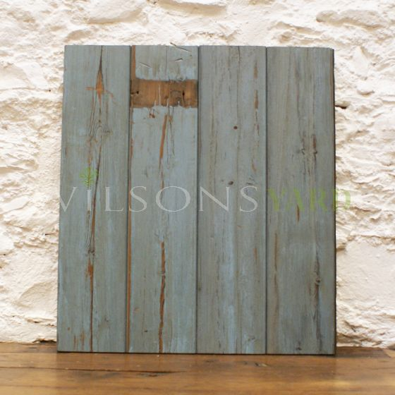 Reclaimed Pine cladding