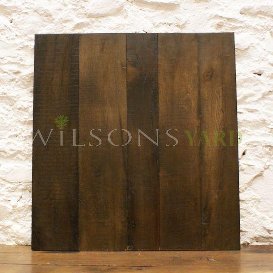 Reclaimed Oak wall cladding