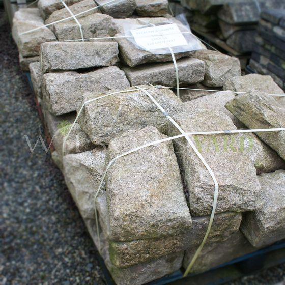 Reclaimed Granite Quoins
