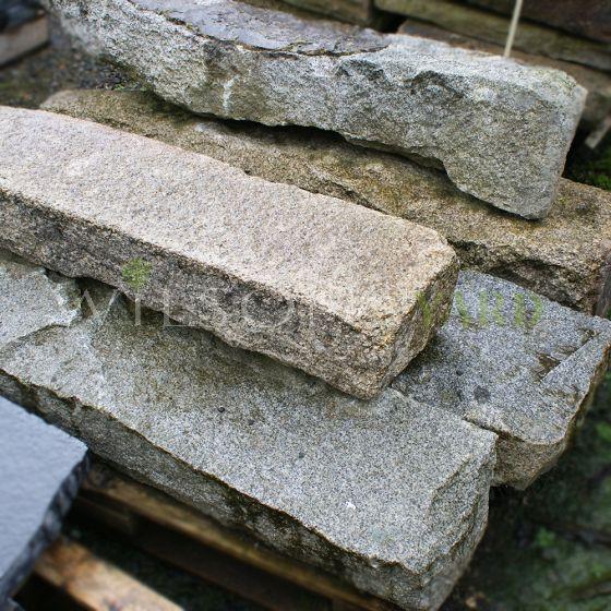 Reclaimed Granite kerb stones