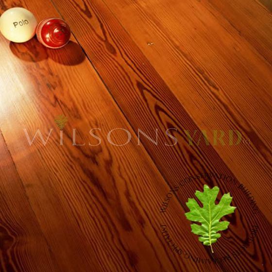 Resawn Pitch Pine Plank