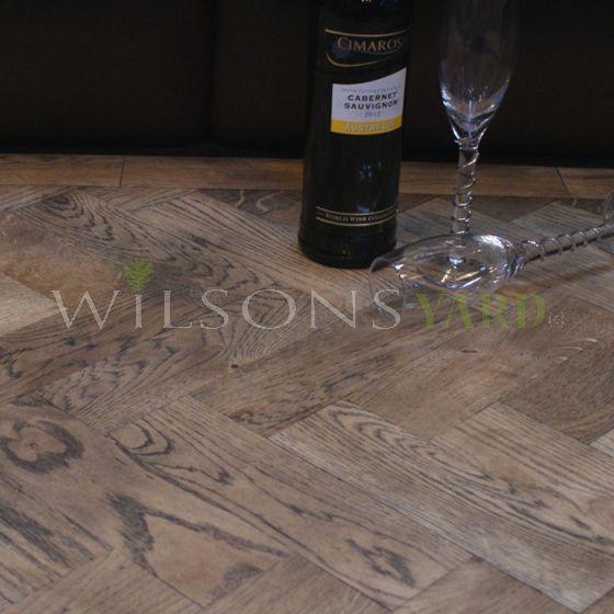 solid oak parquet flooring belfast