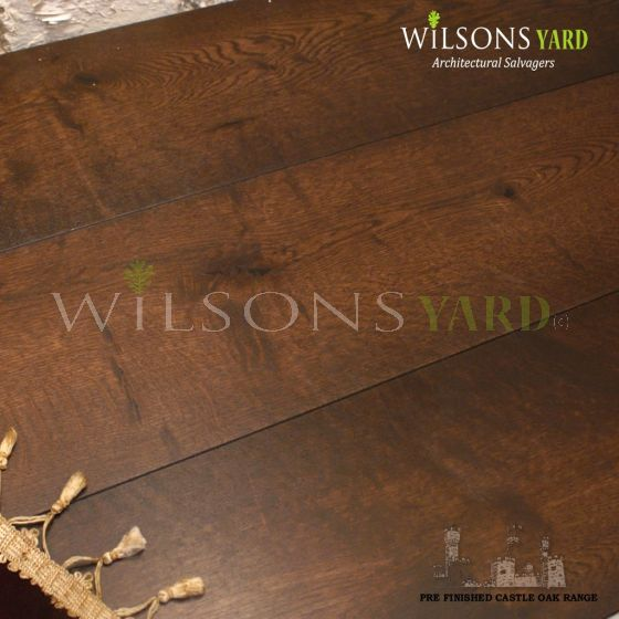 WILSON'S WATERFORD CASTLE RANGE  PRE-FINISHED ENGINEERED  OAK PLANK