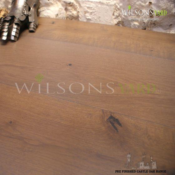 Bespoke wooden flooring range