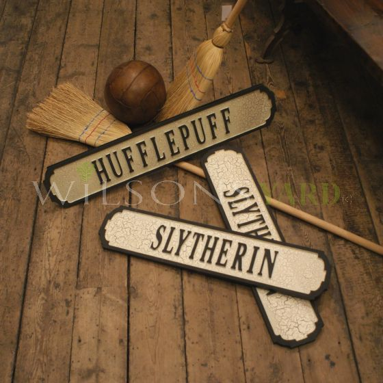 Harry potter street sign