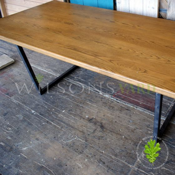 Pitch Pine kitchen Table