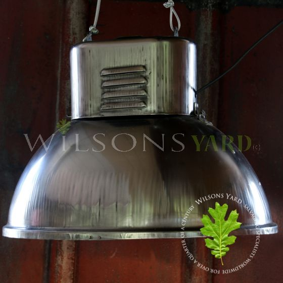 Soviet Industrial Oval Light