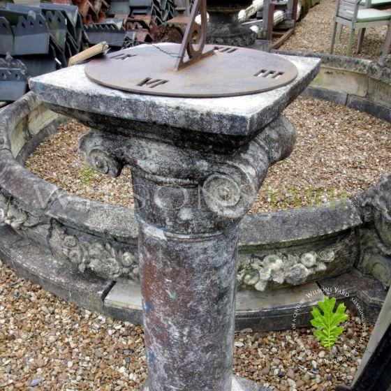Antique garden feature Ireland