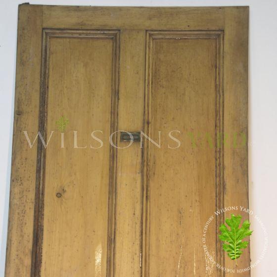 Irish pub wooden panels
