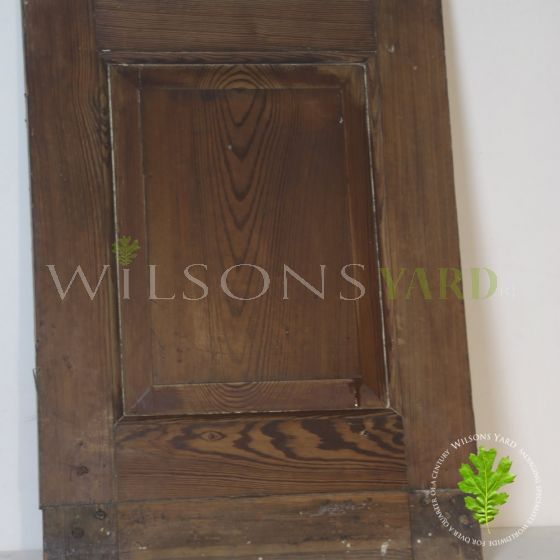 Irish bar and pub wooden panels