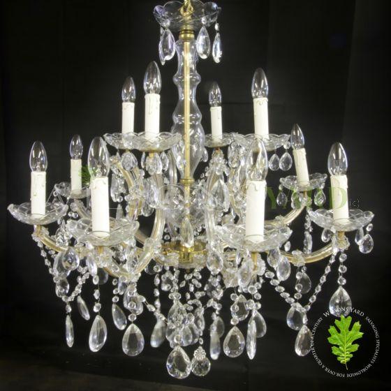Vintage chandeliers Ireland