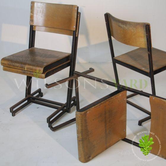 Vintage seating Dublin Wilsons Yard