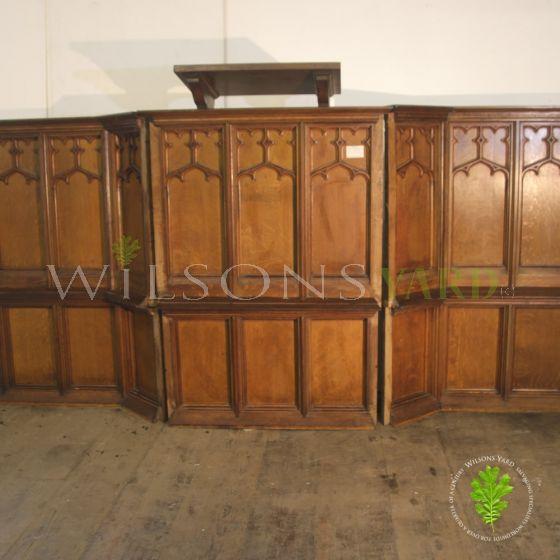 Antique church fittings