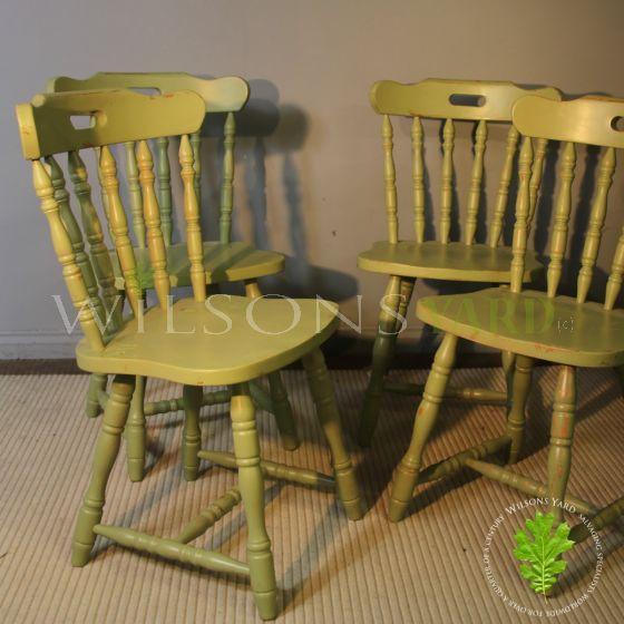 Cottage kitchen chairs