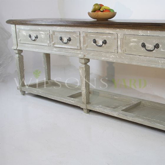 Antique side server