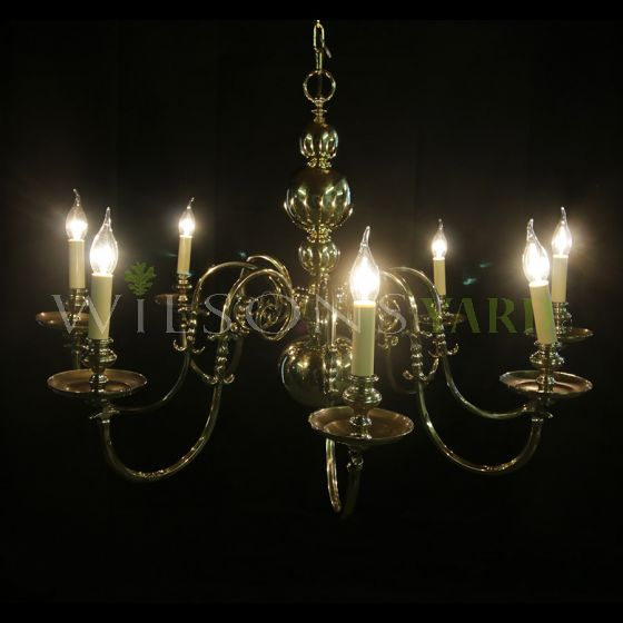 Antique chandelier Ireland