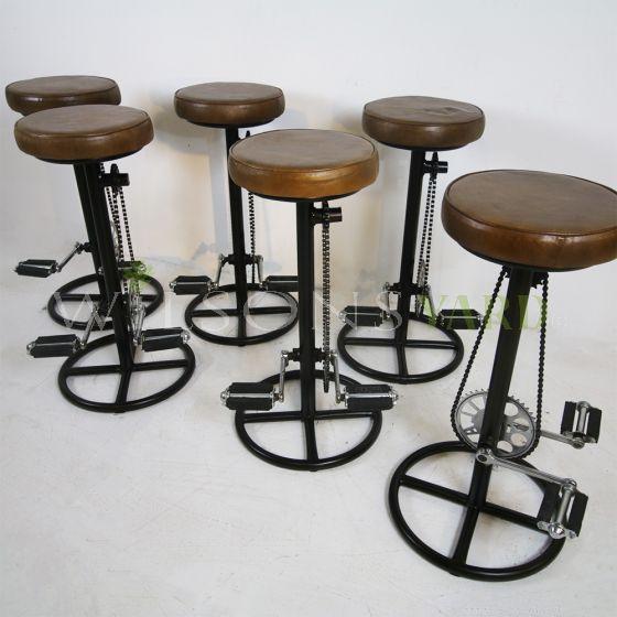 Vintage style stool