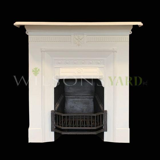 Vintage Edwardian fireplaces