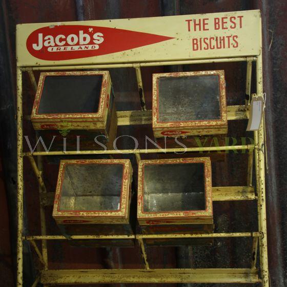 Original Jacob's biscuit stand