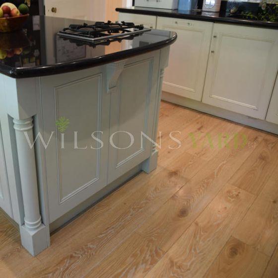 Oak flooring ireland