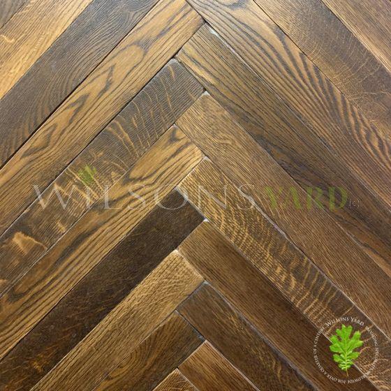 Pre finished Oak wood flooring Belfast
