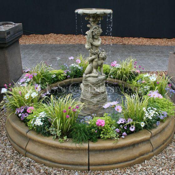 The Triton Collection - The Putti Fountain