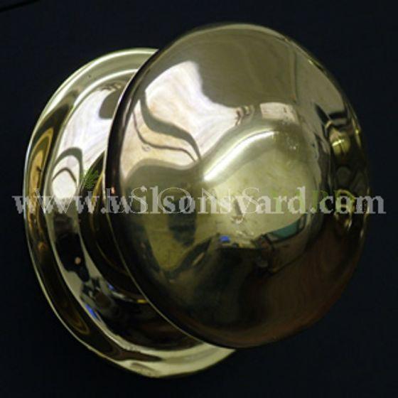 Solid Brass Door Pull