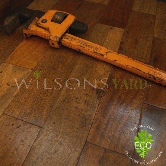 reclaimed parquet flooring Ireland