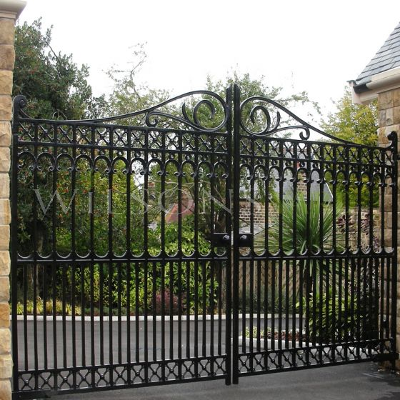 "12ft x 7ft2"" Kensington Entrance Gates"