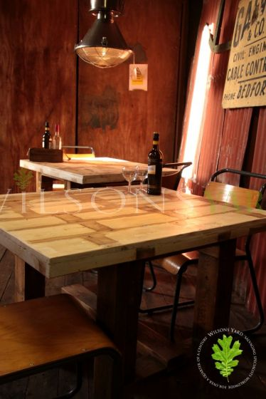 Industrial Urban Bistro Table