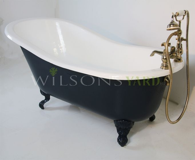 Vintage baths Ireland nd